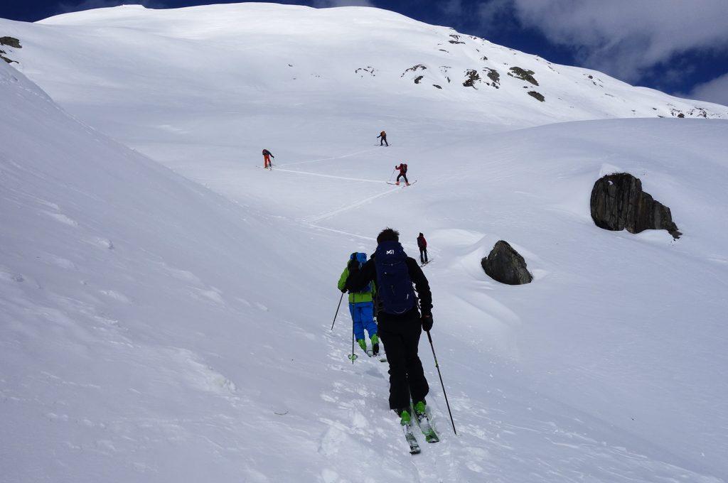 Les conversions en ski de randonnée
