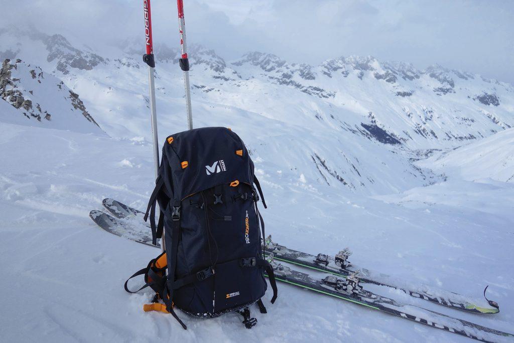 Toujours avoir un minimum de matériel lors des sorties en ski de randonnée