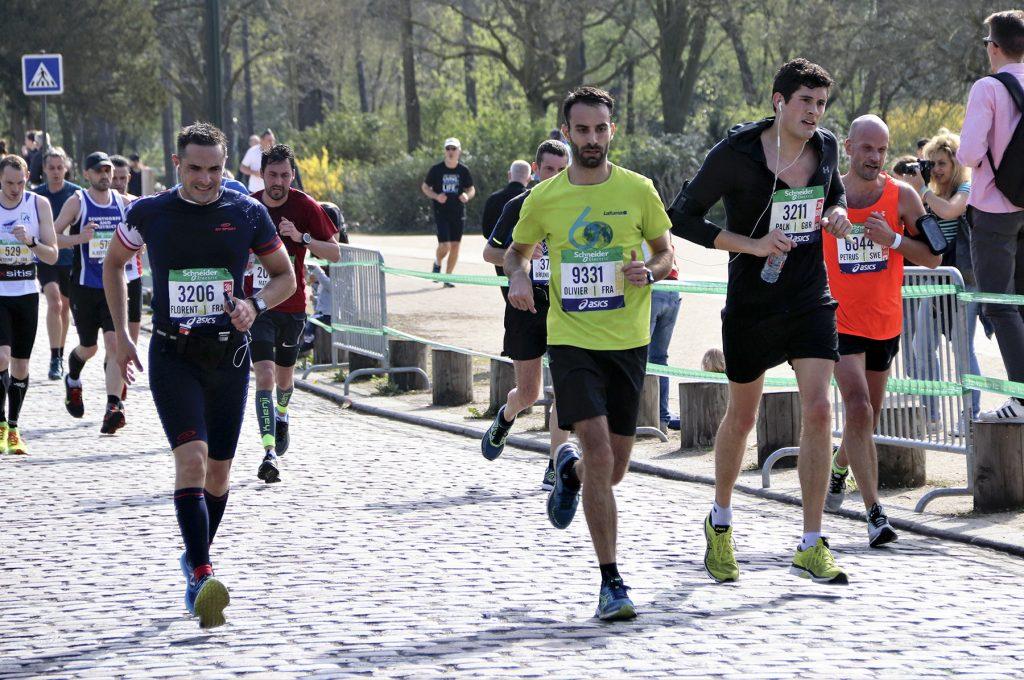 Le mur du marathon dans les 10 derniers kilomètres