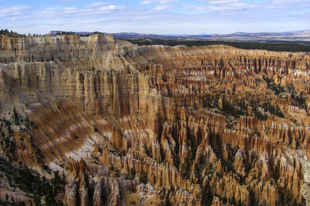 Les pics de Brice Canyon