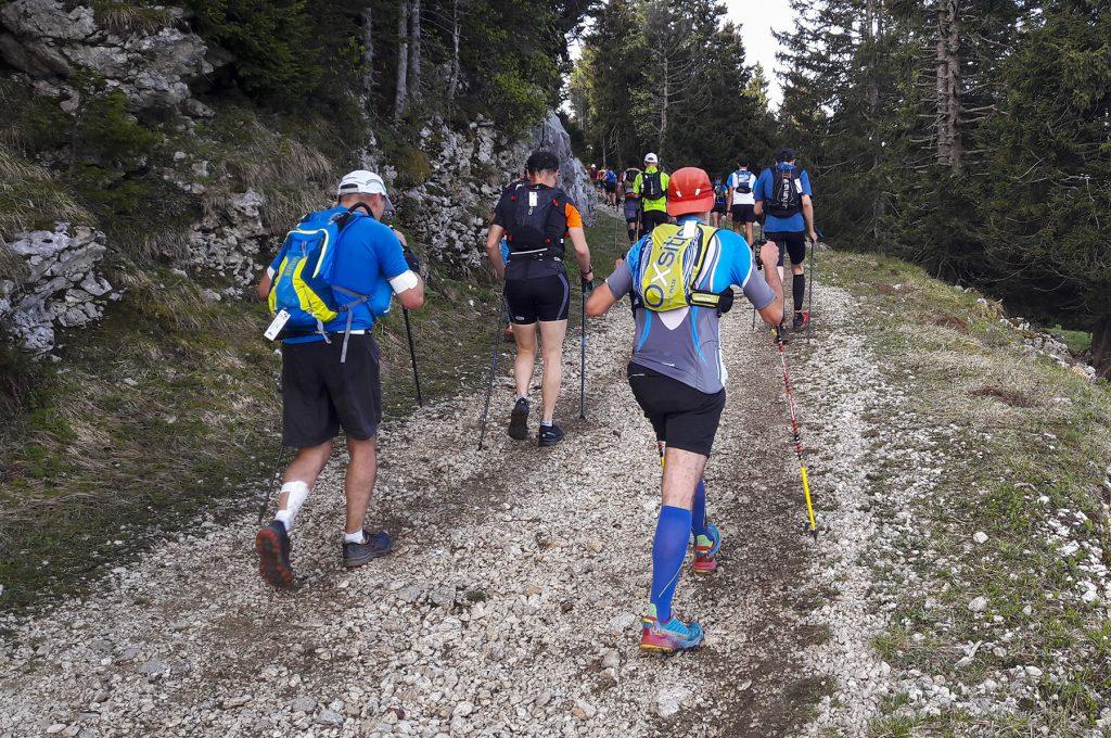 Chacun trouve le matériel de trail qui est le plus adapté à ses exigences