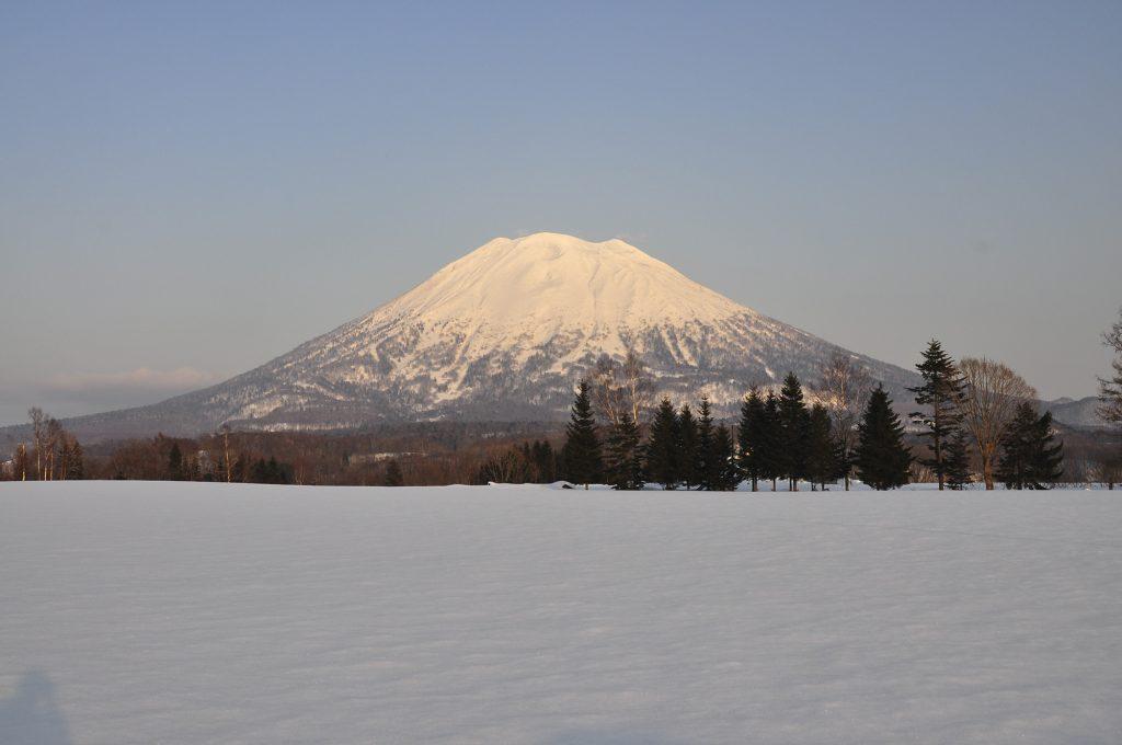 Le magnifique Mont Yotei