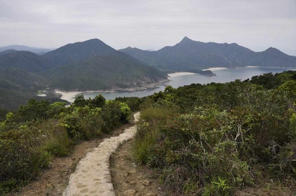 Quelques plages magnifiques de Hong Kong