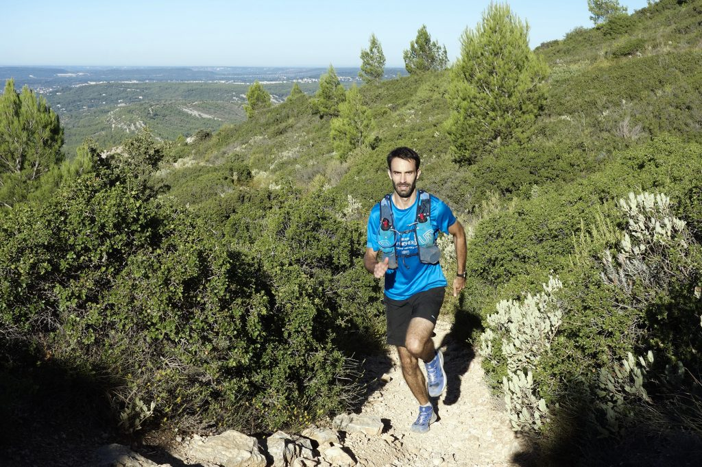 Sky Running : ascension en courant